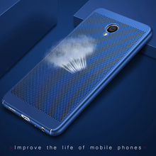 Heat Dissipation Case For Meizu M3 Note M5 Note M5C M5S M6 Phone Cases Back Cover For Meizu Pro 7 Plus Housing Coque Hard PC