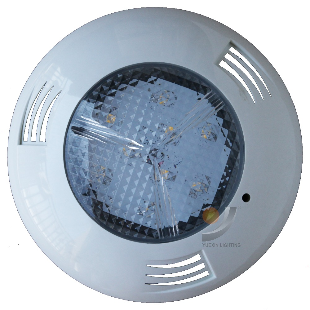 LED Swimming Pool Light IP68 AC12V LED Outdoor Warm White Lighting LED Underwater Submersible Lighting for Fountain and Pool