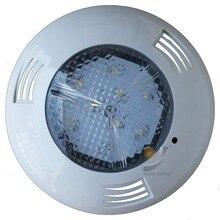 Светодиодный светильник для бассейна IP68 AC12V LED Наружное теплое белое освещение LED Подводное погружное освещение для фонтана и бассейна