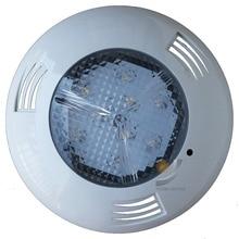 LED Yüzme havuz ışığı IP68 AC12V LED Açık Sıcak Beyaz Aydınlatma LED Sualtı Dalgıç Aydınlatma Çeşme ve Havuz