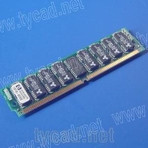 D3578A HP Color LaserJet 5 DesignJet 230 330 430 450C 650C 750C 2500CP 3500CP 32MB Memory plotter part used