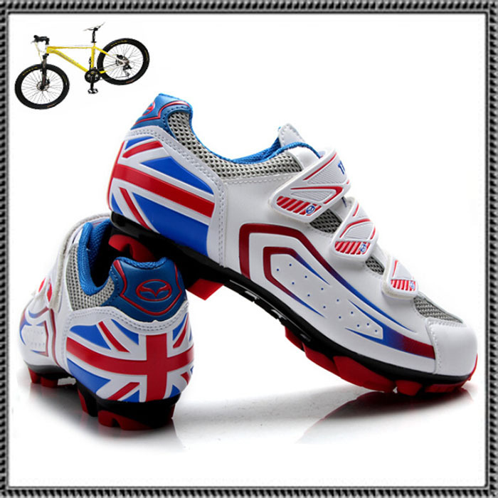 ФОТО Teibao Nylon-fibreglass  Brand MTB Sports Ciclismo ShoesMTB Bike Cycle Soles Bicycle Riding Athletic Cycling Shoes for women men