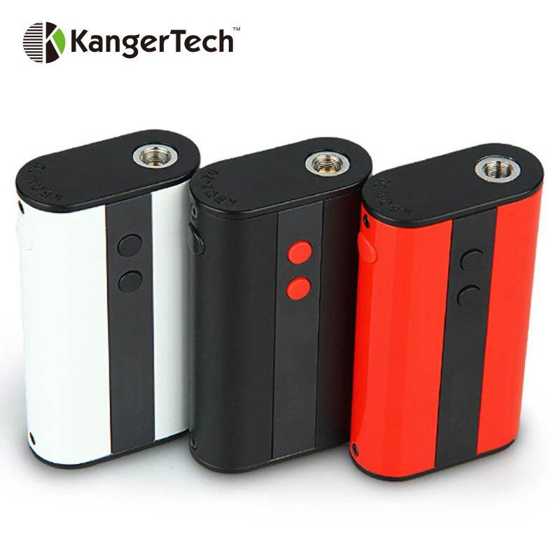Clearance Box mod Kangertech KBOX TC Box MOD 70W E-cigarette with 4000mAh Battery Kanger KBOX TC Box MOD Vape Vs IStick / Ipower original kanger dripbox tc 160w mod kit