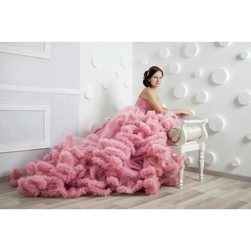 Lujoso Vestidos De Novia De Color Rosa Festooning - Ideas de Estilos ...