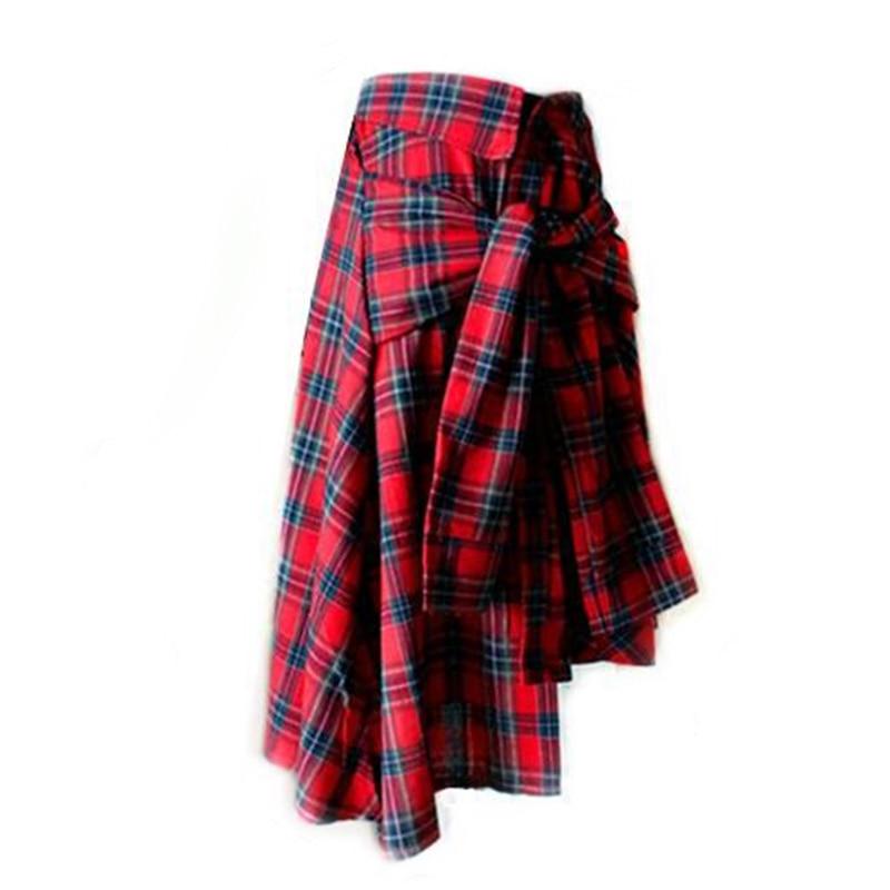 get cheap plaid skirt aliexpress