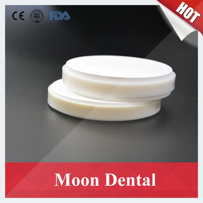 5 PCS/lot OD98*12mm Wieland System HT ST Dental CAD/CAM Zirconia Blocks with Plastic Ring Outside for Porcelain Dentures 1 pieces od98 20mm ht st dental zirconia ceramic blocks for wieland cad cam milling system zirconium block