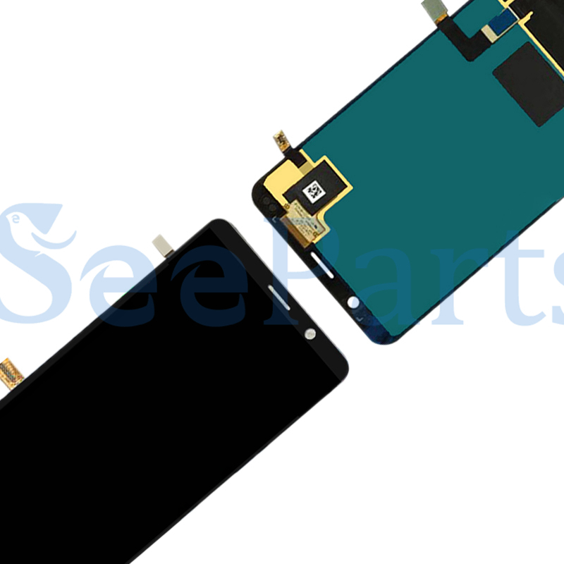 100% Tested Warranty 2560x1440 For 5.5 NOKIA 9 LCD nokia9 LCD Touch Screen Digitizer Assembly For Nokia 9 (2018 Version) LCD - 5