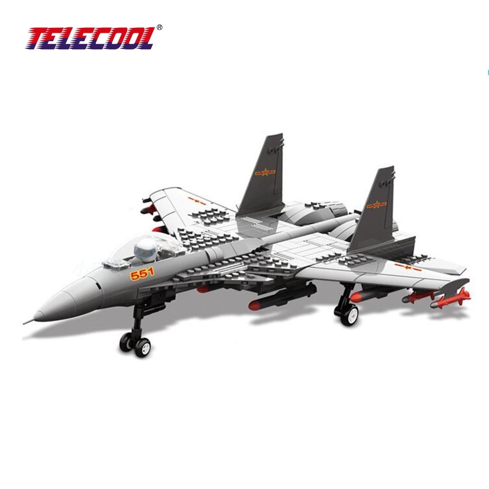 TELECOOL Ultra-large-scale F-15 carrier-based aircraft Building Blocks Model Kits For Kids Compatible with Lepin in the pvc BOX antonio mollfulleda ultra wideband communications based on impulse radio