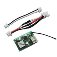 3PCS Lot Walkera V120D02S Helicopter Upgrade Receiver Module RXF 01 HM NEW V120D02S Z 06
