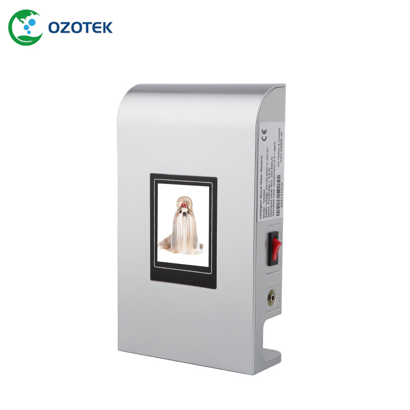 Ozone water purification machines TWO002 12V 400mg/H 200-900LPH 0.2-1.0 PPM free shipping