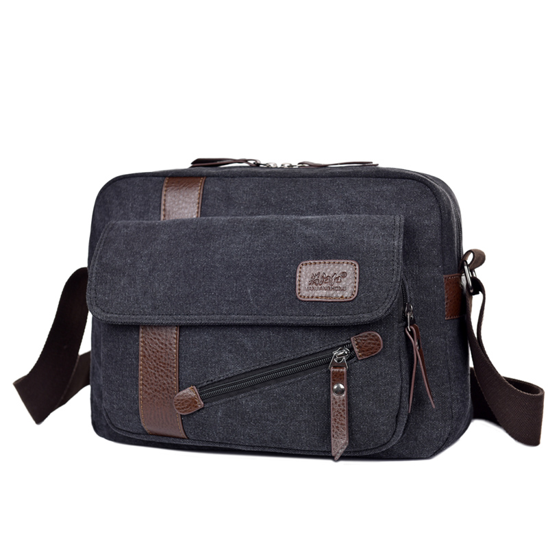 dcdcbe4e61b Kopen Goedkoop 2017 Vintage mannen Messenger Bags Canvas Schouder Hand Tas  Mode Mannen Business Crossbody Tas Reizen Handtas Prijs.