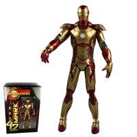 Marvel Avenger Iron Man Mark 42 Stark Super Hero 17 5cm 6 9 Action Figure NIB