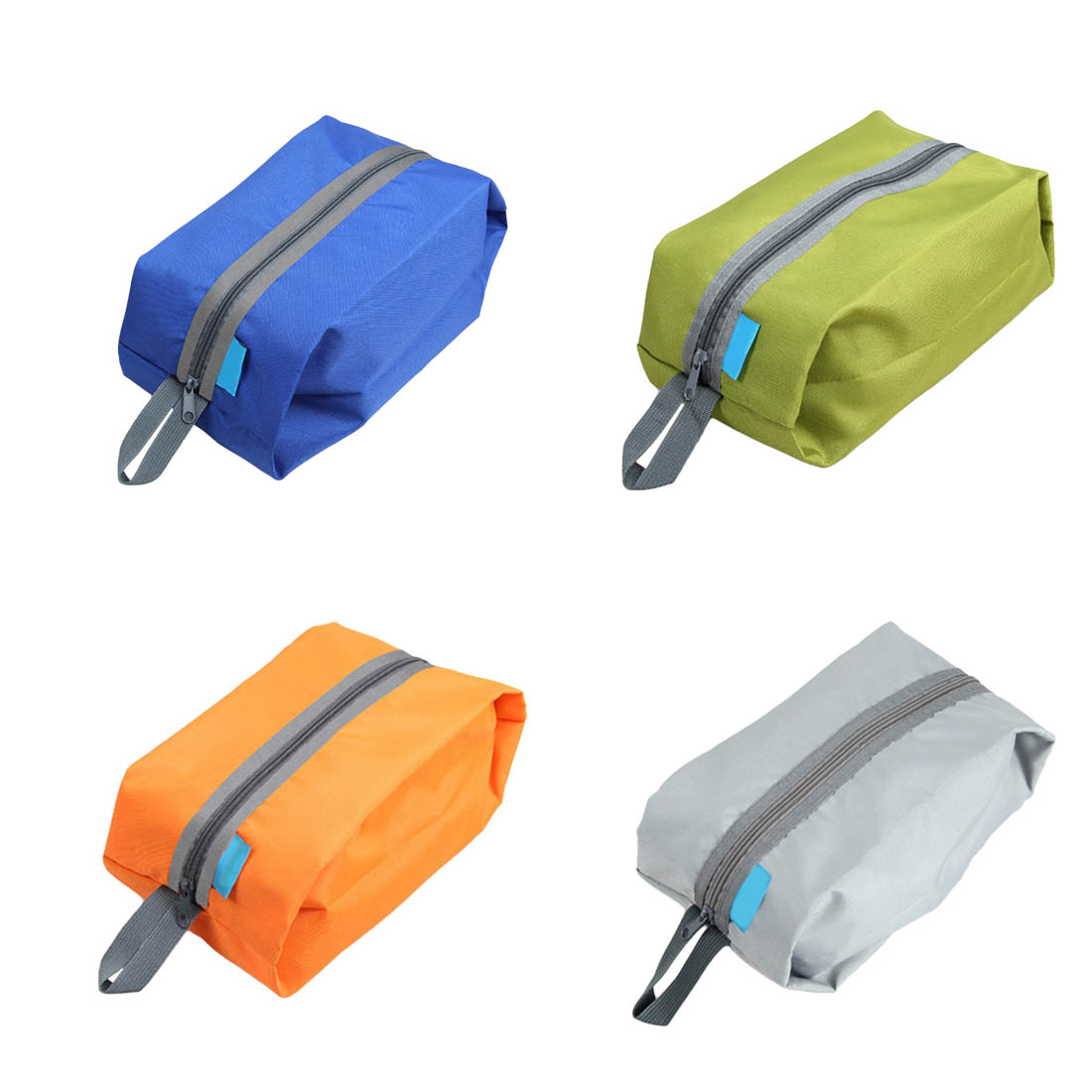 Tactical Durable Ultralight Waterproof Oxford Washing Gargle Stuff Bag Outdoor Camping Hiking Travel Storage Bag Kit