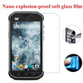 1Pcs Nano Explosion-proof Soft Glass Clear Screen Protective Film for CAT S40