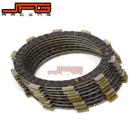 Motorcycle Friction Clutch Plates Disc For HONDA VT750CA VT750CD VT750CD2 VT750CDA VT750CDB VT750DC VT750CDD SHADOW 750 ACE