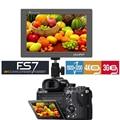 Lilliput FS7 7-дюймовый Full HD 1920x1200 4K HDMI 3G-SDI монитор для ZHIYUN Crane 2/DJI RONIN S/FEIYU Gimbal