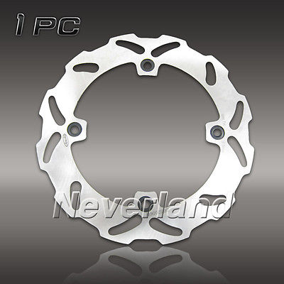 Hot sale Motorcycle Rear Brake Disc Rotor for Suzuki DR 250 350 S SH SE DR250 DR350 Motorcycle NEW Free shipping C30