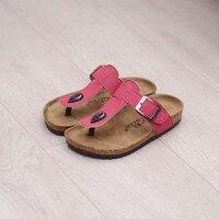 2018 New Toddler Girl Summer Shoes Boys Flat Flip Flops Sandals Clogs Fashion Girls Boys Summer Children Sandals Slip resistant