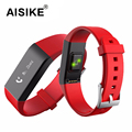 Vidonn A6 OLED Smart Wristband Bracelet IP68 Waterproof Watches Smartband Bluetooth 4.0 with Real-time Heart Rate Track odometer
