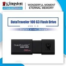 Kingston DataTraveler USB Sticks 64GB 128GB Pen Drive 8GB USB 3,0 high speed PenDrives 32GB mini Persönlichkeit USB Stick