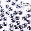 Top quality AAAAA Promotions! shiny SS3-SS30 packaging clear crystal flatback rhinestone for DIY beauty fashion accessories bead