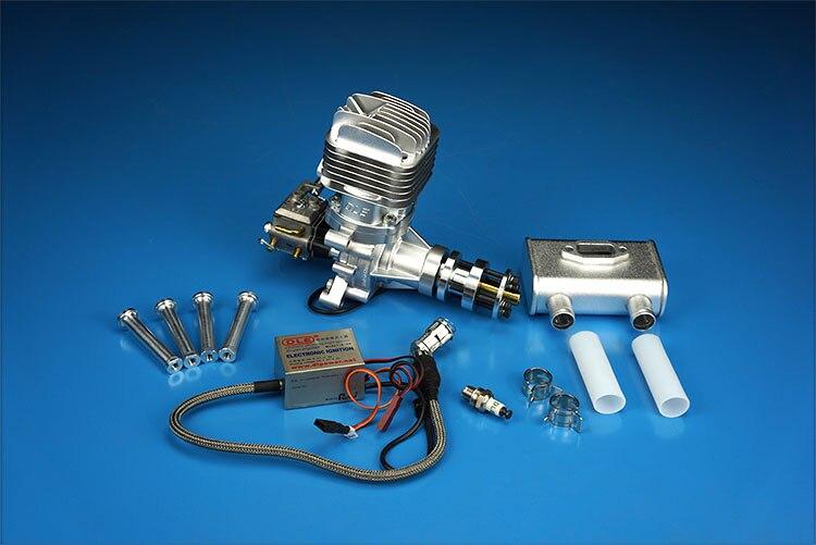 Oryginalny nowy DLE 35cc DLE35RA benzyna/silnik benzynowy dla RC model samolotu w Części i akcesoria od Zabawki i hobby na  Grupa 1