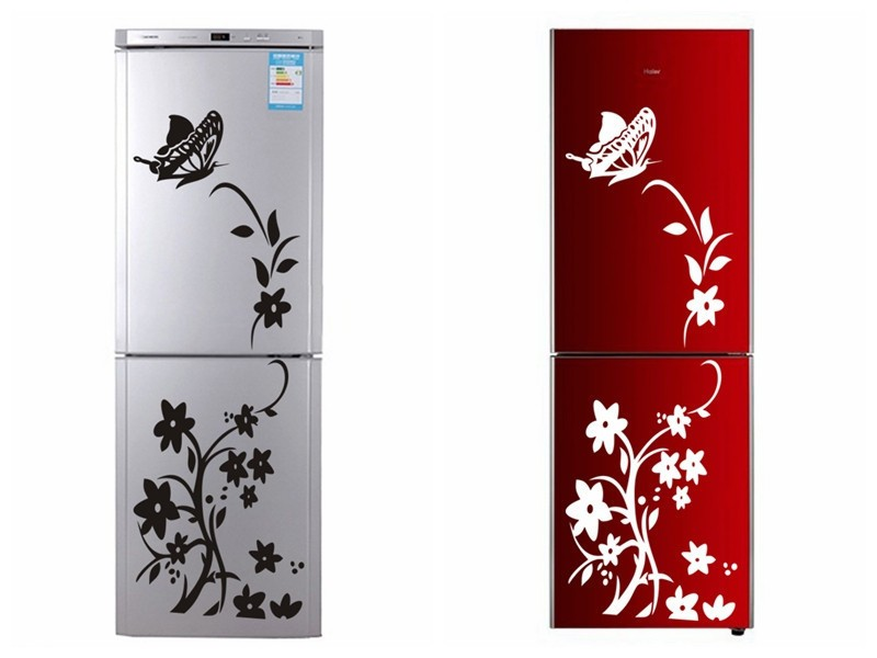HTB1nbGlKpXXXXcqXFXXq6xXFXXXu - 3D butterfly flowers wall sticker for kids room bedroom living room-Free Shipping