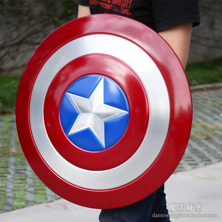 The Avengers Captain America 1:1 shield ABS automotive paint material leather handle Aluminum Alloy the avengers civil war captain america shield 1 1 1 1 cosplay captain america steve rogers abs model adult shield replica