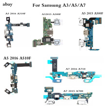 For Samsung Galaxy A510/A500 USB Charging Dock A5 2016/2015 SM-A510F A510/ A500 F Charge Port Dock C