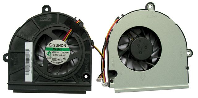 Novo para asus k43t k43b k53b k53by k53t a53u x53u x53b fan, frete grátis!!