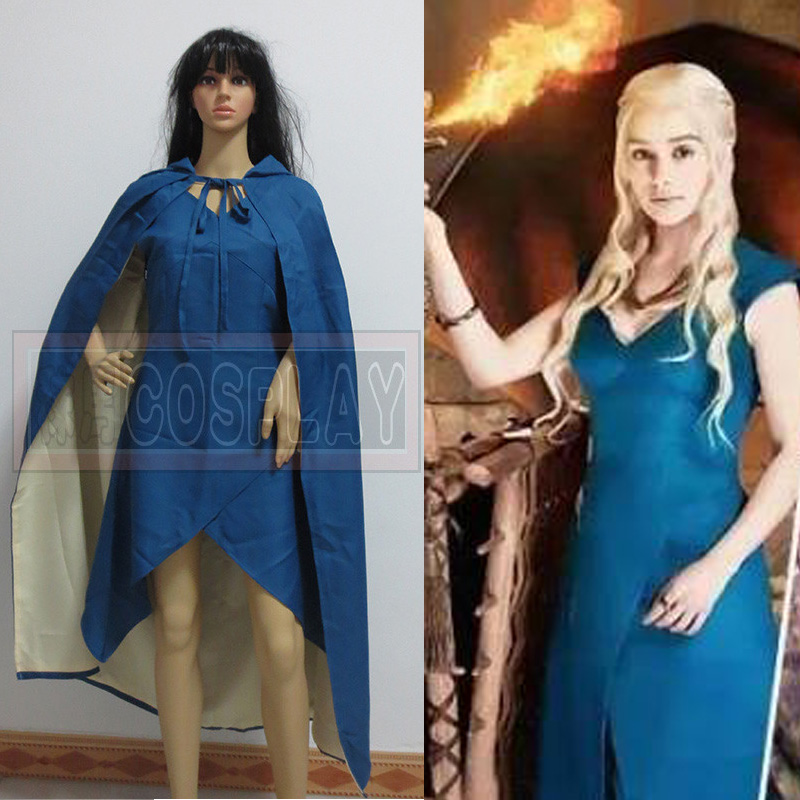 song of ice and fire halloween costumes adult women game of thrones daenerys targaryen cosplay costume daenerys targaryen dress in movie tv costumes from