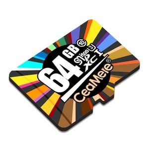 Image 3 - CeaMere Micro SD Karte Class10 UHS 1 8GB Class6 16 GB/32 GB U1 64 GB/128 GB /256GB U3 Speicher Karte Flash Speicher Microsd für Smartphone