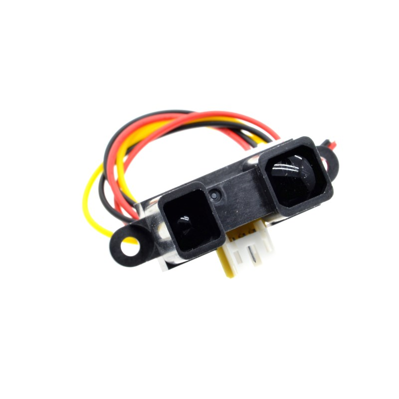 Image 3 - GP2Y0A710K0F 100% NEW SHARP 2Y0A710K 100 550cm Infrared distance sensor INCLUDING WIRES-in Integrated Circuits from Electronic Components & Supplies