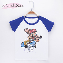 2019 Children T-shirt Rock Band Singer Star Print Cotton Kids Clothes Child Boys Short T Shirts Baby Girl Tops Tee Free Shipping 220v 0 75kw pwm control variable frequency drive vfd 3ph input 3ph frequency drive inverter