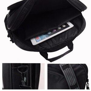 Image 5 - VODOOL Bolsa Para Laptop de Negócios Bolsa de Computador Portátil saco de Nylon Computador Bolsas Zipper Bolsas de Ombro Laptop bolsa de Ombro Bolsa de Alta Qualidade