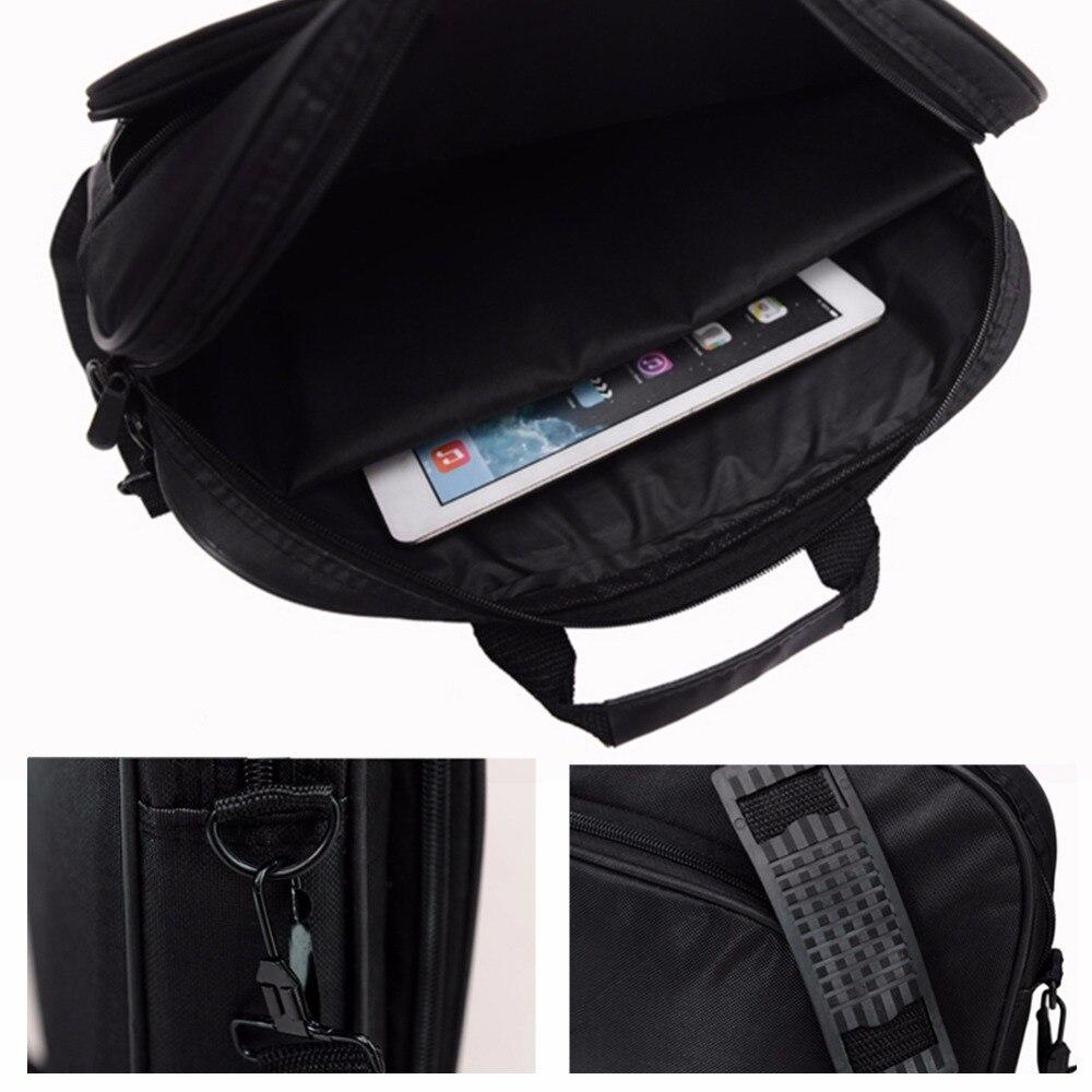 Image 5 - VODOOL Laptop Bag Computer Bag Business Portable Nylon Computer Handbags Zipper Shoulder Laptop Shoulder Handbag High Quality-in Laptop Bags & Cases from Computer & Office