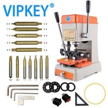 Máquina duplicadora de llaves DEFU 998C, máquina de corte de llave de 220V y 110V, máquina clave de bloqueo Vertical para hacer llaves, herramientas de cerrajero