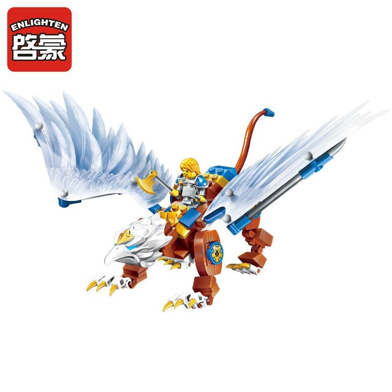 Éclairer Glory War Éducatif Blocs de Construction Jouets Pour - Concepteurs et jouets de construction - Photo 4