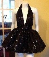 mini dress sexy club beach casual party elegant short black ball gown sleeveless tank gatsby sundress sequin gothic jurken 2018