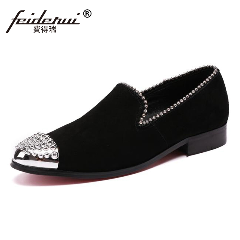 Plus Size Fashion Round Toe Man Prom Height Increasing Moccasin Loafers Cow Suede Leather Wedding Party Mens Casual Shoes SL165Plus Size Fashion Round Toe Man Prom Height Increasing Moccasin Loafers Cow Suede Leather Wedding Party Mens Casual Shoes SL165