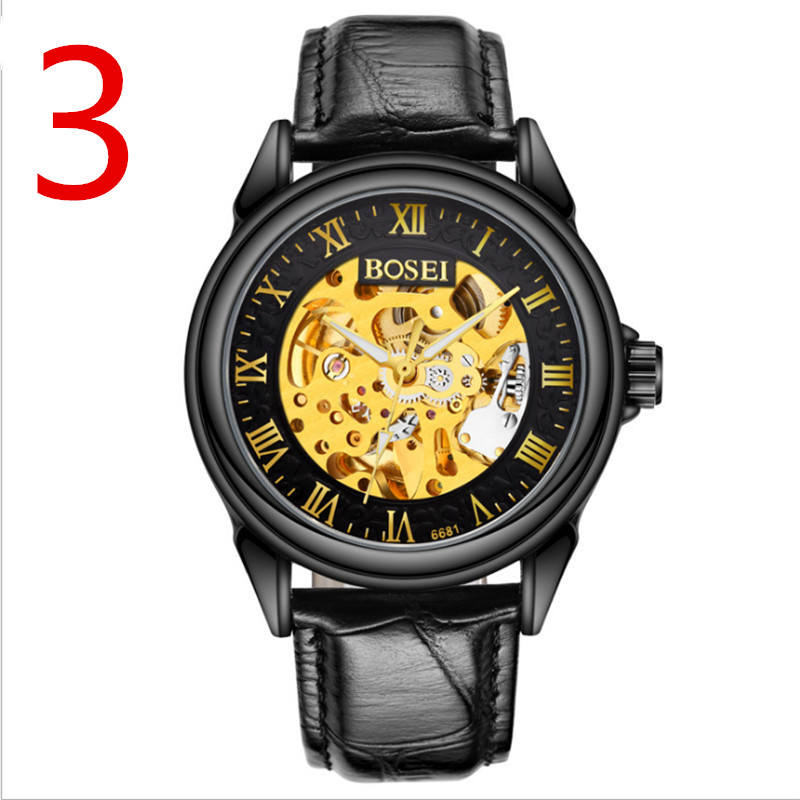 Mens Watches Top Brand Luxury Sport Quartz Watch Men Business Stainless Steel Silicone Waterproof Wristwatch 9