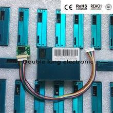 5pcs/lot PLANTOWER Laser PM2.5 DUST SENSOR PMS7003 / G7 Thin shape Laser digital PM2.5 sensor (Inculd transfer board + cable)