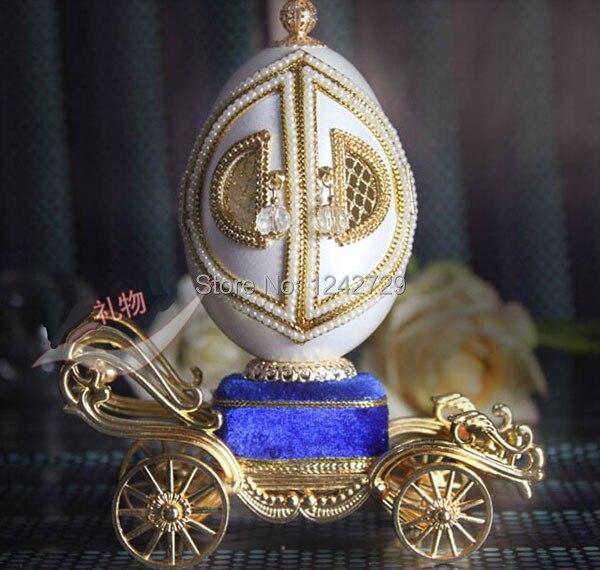 Яйце музикална кутия творчески - Декор за дома - Снимка 6
