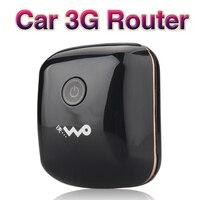 3 Gam Xe Router Mobile Wifi Hotspot Mifi DongleCar USB Modem 7.2Mbs Mini Wireless Phổ Băng Thông Rộng với Khe Cắm Thẻ SIM