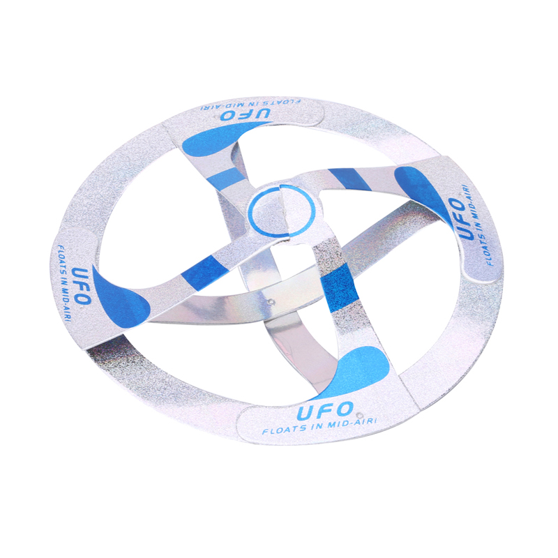 Children Love Interesting Amazing Mystery UFO Floating Flying Disk Magic Creative Trick Saucer Kids Toy