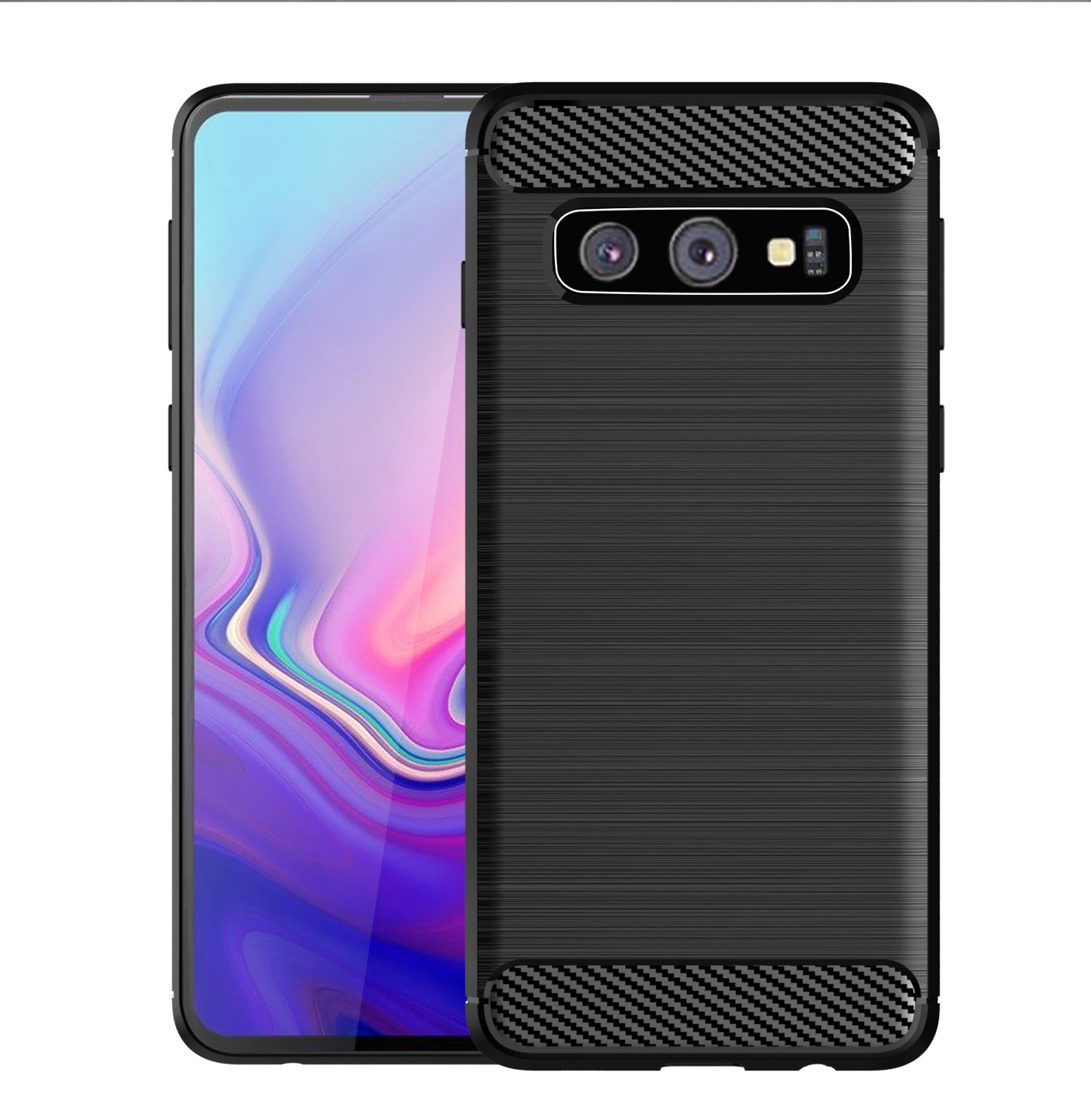 360 Protection Case For Samsung Galaxy S10 S9 S8 Plus Lite Shell Back Cover Fashion Shock Proof Fundas Coque Carcasa Housing