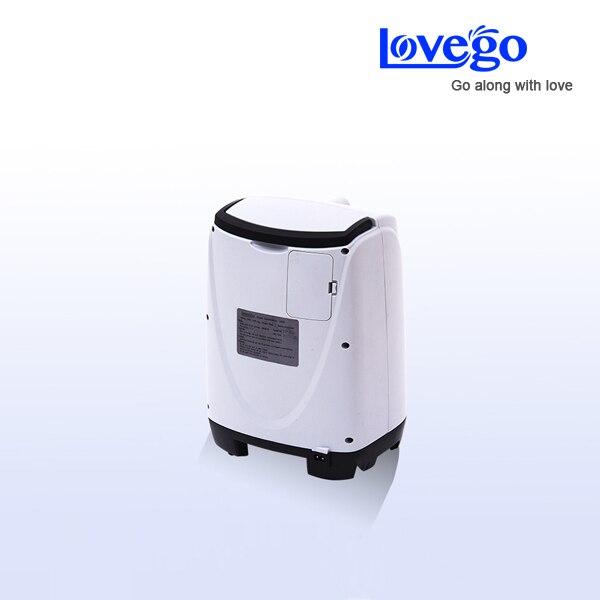 5LPM Prijenosni uređaj s kisikom / 90% čistoće / uporaba u - Kućanski aparati - Foto 3