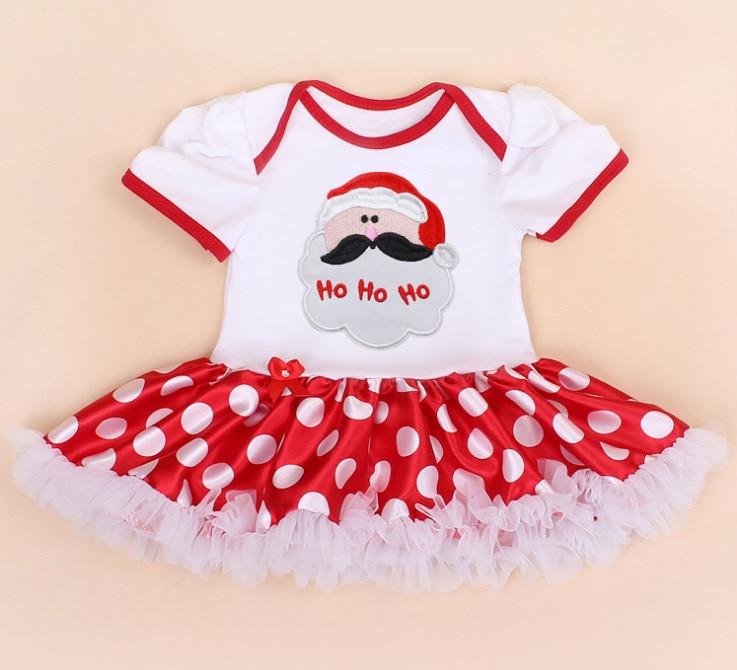 Copii Primul costum de Craciun Copil Toddler Moș Crăciun cu - Haine bebeluși