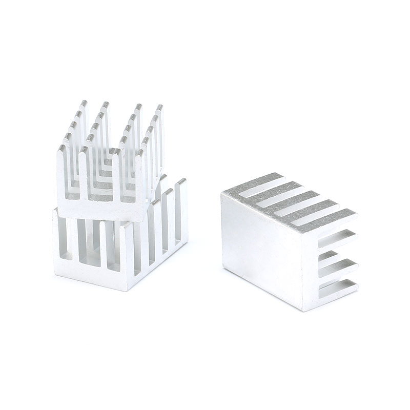 10 pcs Heatsink Radiator Cooling Fin Cooler Aluminum Heat Sink for IC Chip LED 191311mm 19X13X11mm (2)