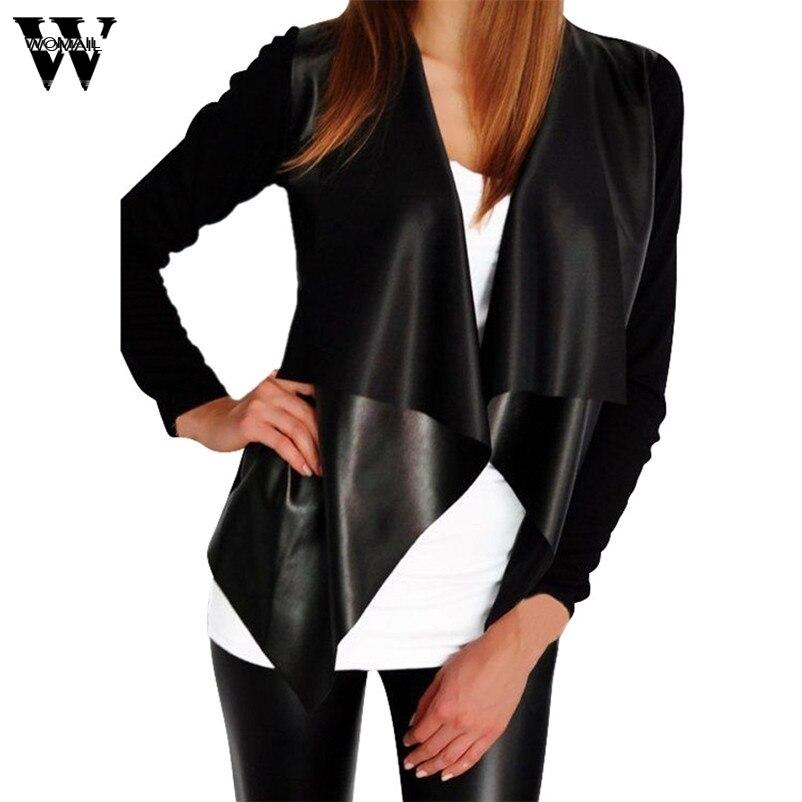 WOMAIL Good Deal Fashion Women Fashion Cardigan Outwear Jacket Coat Jacket Long Sleeve Outwear Drop Shipping Gifts#A30